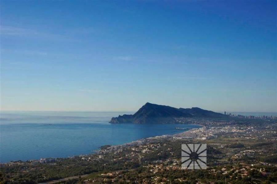 Altea,Alicante,España,3 Bedrooms Bedrooms,3 BathroomsBathrooms,Apartamentos,29383