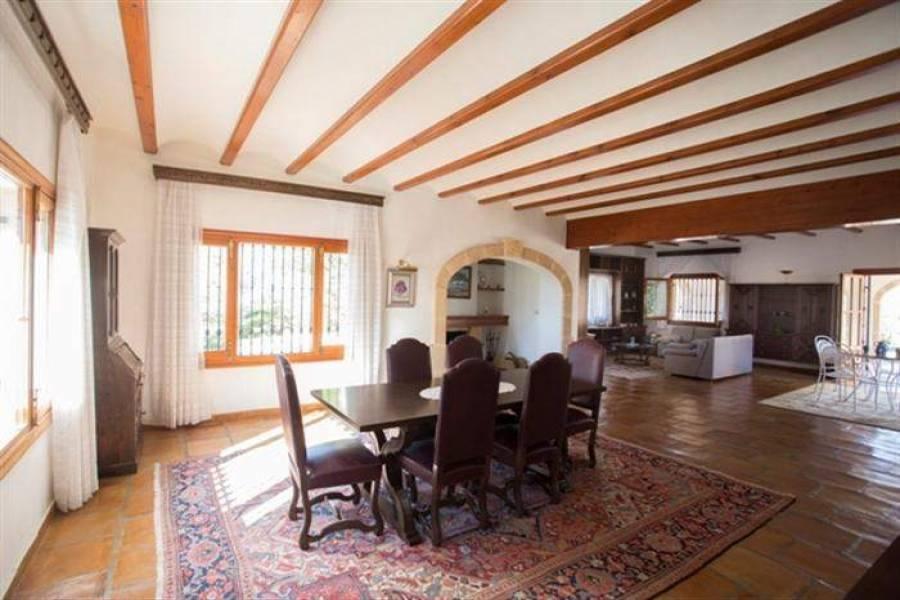Dénia,Alicante,España,5 Bedrooms Bedrooms,5 BathroomsBathrooms,Chalets,29437