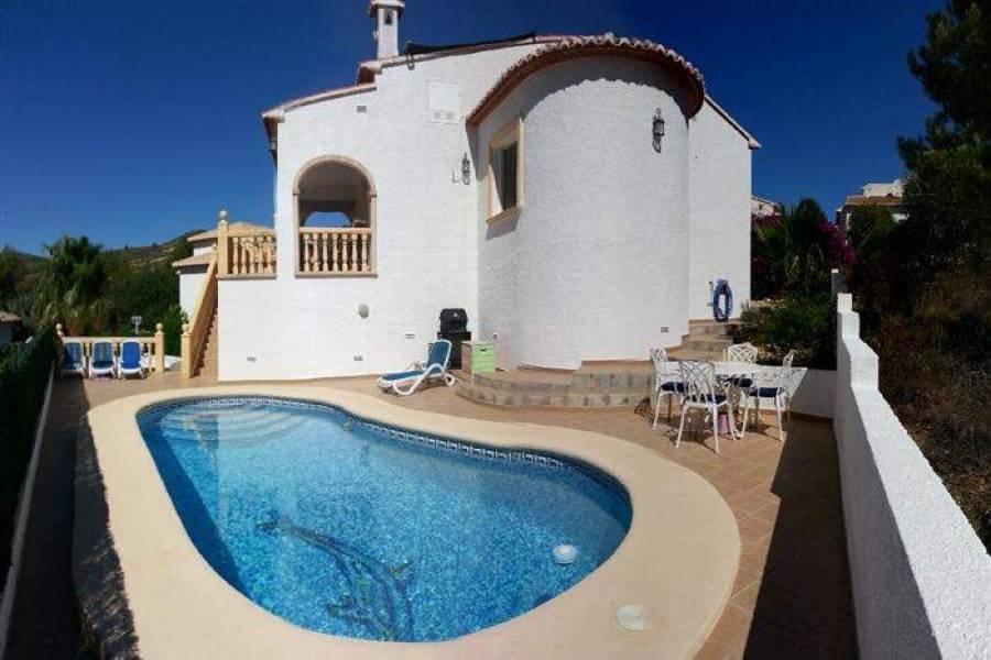 Pedreguer,Alicante,España,3 Bedrooms Bedrooms,2 BathroomsBathrooms,Chalets,29448