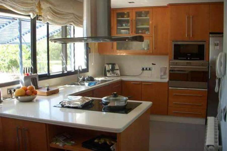 Dénia,Alicante,España,6 Bedrooms Bedrooms,3 BathroomsBathrooms,Chalets,29522