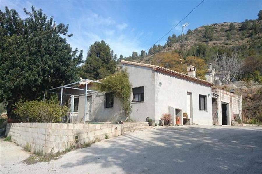 Pedreguer,Alicante,España,3 Bedrooms Bedrooms,2 BathroomsBathrooms,Chalets,29536