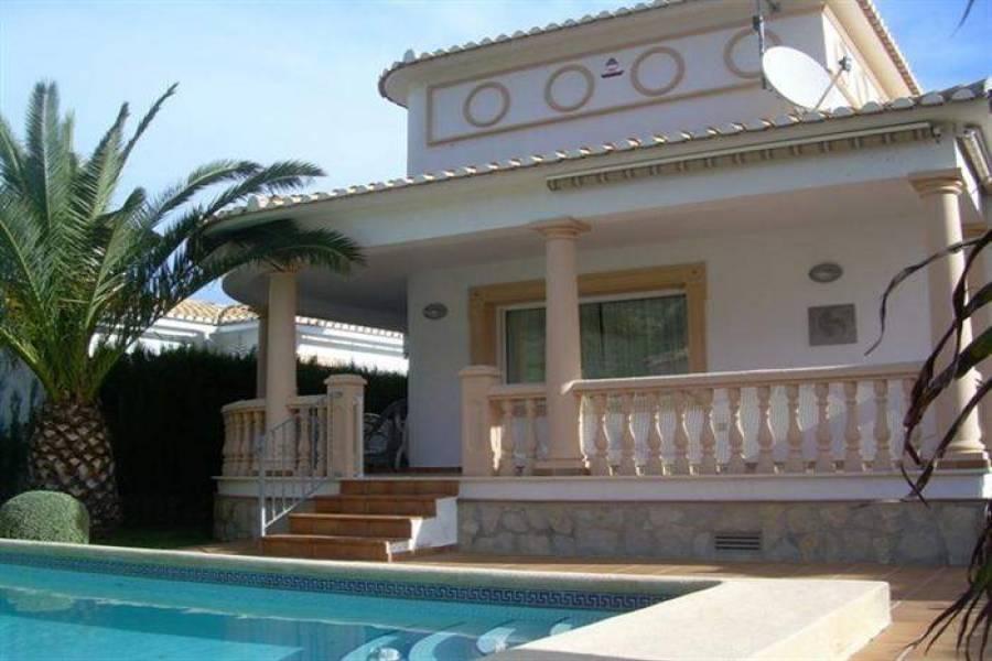 Dénia,Alicante,España,2 Bedrooms Bedrooms,2 BathroomsBathrooms,Chalets,29537