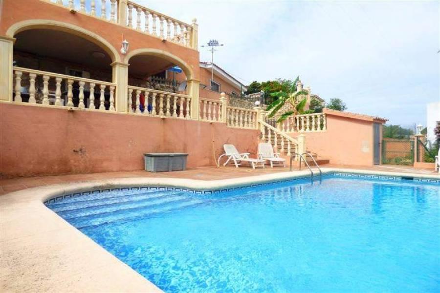 Dénia,Alicante,España,4 Bedrooms Bedrooms,2 BathroomsBathrooms,Chalets,29544