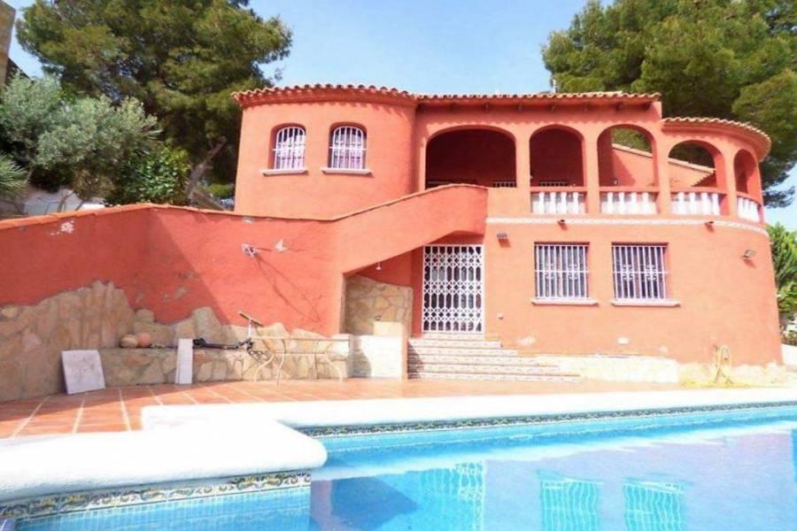 Dénia,Alicante,España,4 Bedrooms Bedrooms,3 BathroomsBathrooms,Chalets,29581