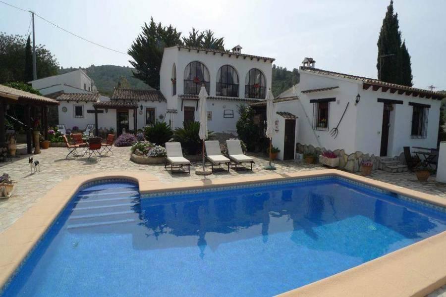 Llíber,Alicante,España,4 Bedrooms Bedrooms,3 BathroomsBathrooms,Chalets,29593