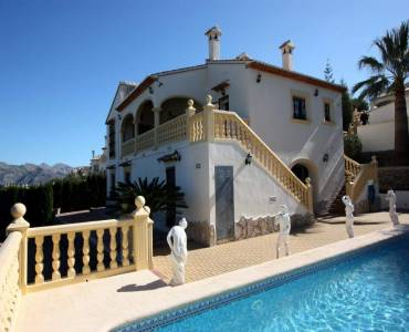 Orba,Alicante,España,5 Bedrooms Bedrooms,3 BathroomsBathrooms,Chalets,29661
