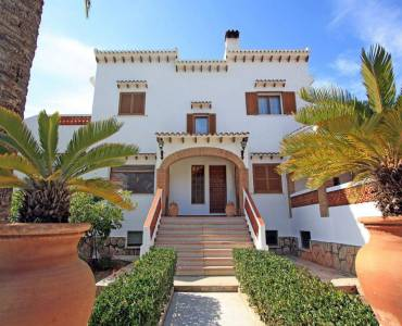 Els Poblets,Alicante,España,6 Bedrooms Bedrooms,5 BathroomsBathrooms,Chalets,29662