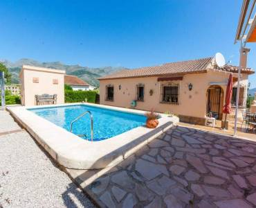 Orba,Alicante,España,2 Bedrooms Bedrooms,2 BathroomsBathrooms,Chalets,29673
