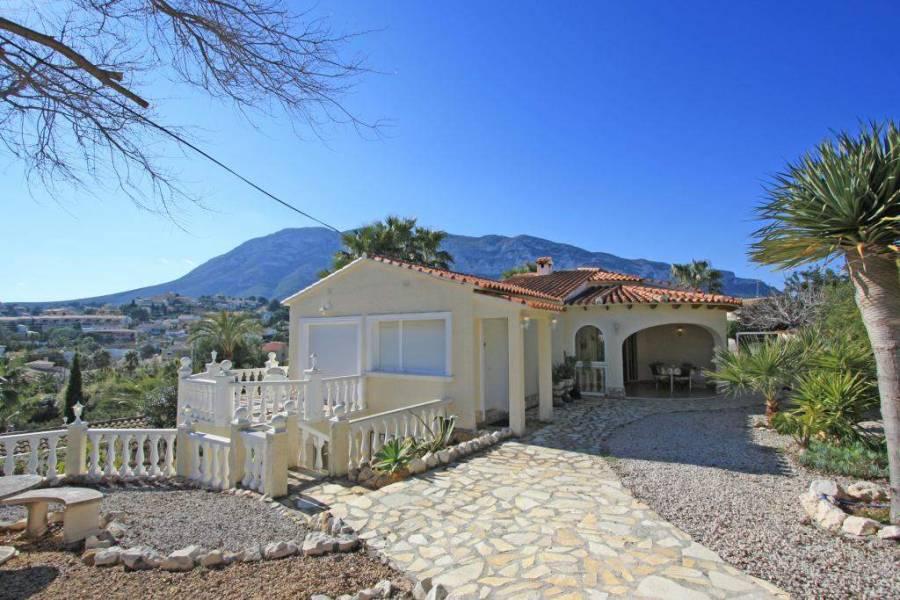 Dénia,Alicante,España,5 Bedrooms Bedrooms,3 BathroomsBathrooms,Chalets,29749