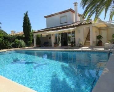 Els Poblets,Alicante,España,4 Bedrooms Bedrooms,3 BathroomsBathrooms,Chalets,29750