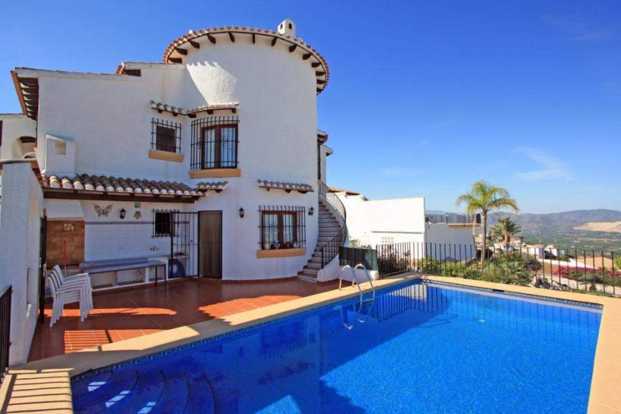 Pego,Alicante,España,4 Bedrooms Bedrooms,3 BathroomsBathrooms,Chalets,29826
