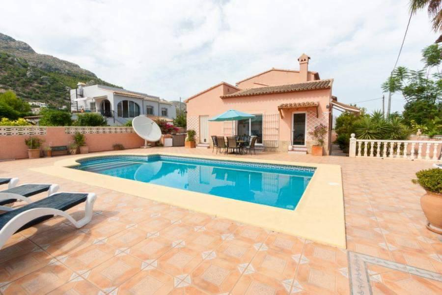Tormos,Alicante,España,4 Bedrooms Bedrooms,3 BathroomsBathrooms,Chalets,29831