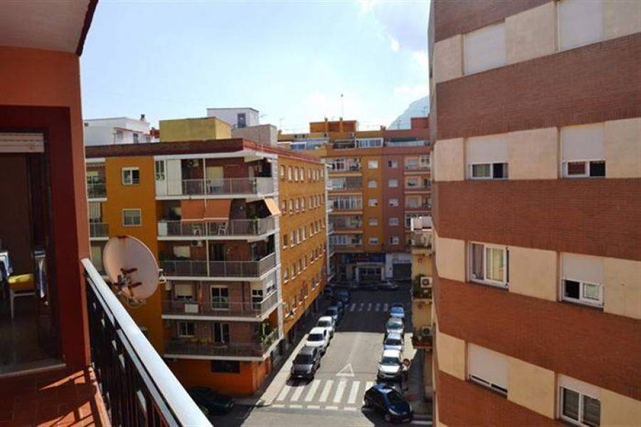 Dénia,Alicante,España,3 Bedrooms Bedrooms,1 BañoBathrooms,Apartamentos,29877