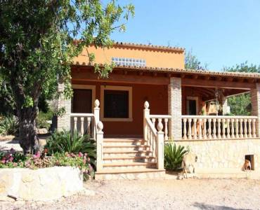 Sanet y Negrals,Alicante,España,4 Bedrooms Bedrooms,2 BathroomsBathrooms,Chalets,29890