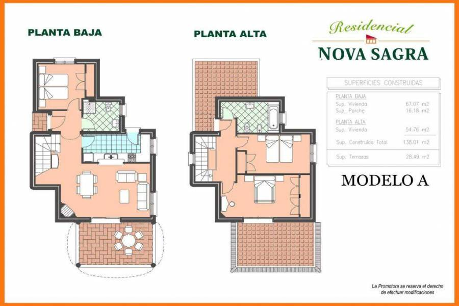 Sagra,Alicante,España,3 Bedrooms Bedrooms,1 BañoBathrooms,Chalets,29895