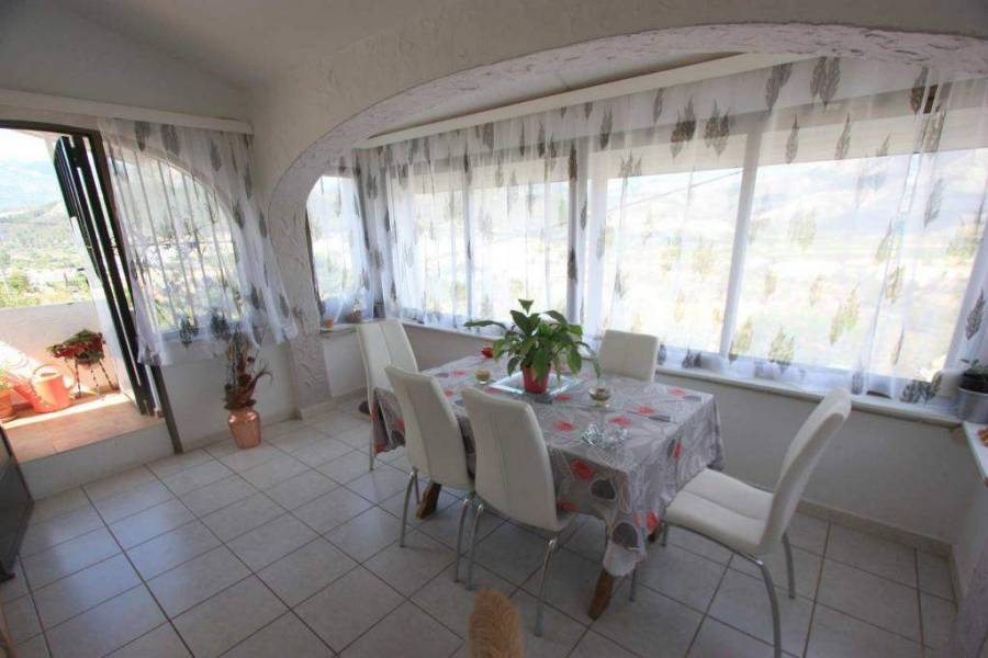 Orba,Alicante,España,3 Bedrooms Bedrooms,1 BañoBathrooms,Chalets,29944
