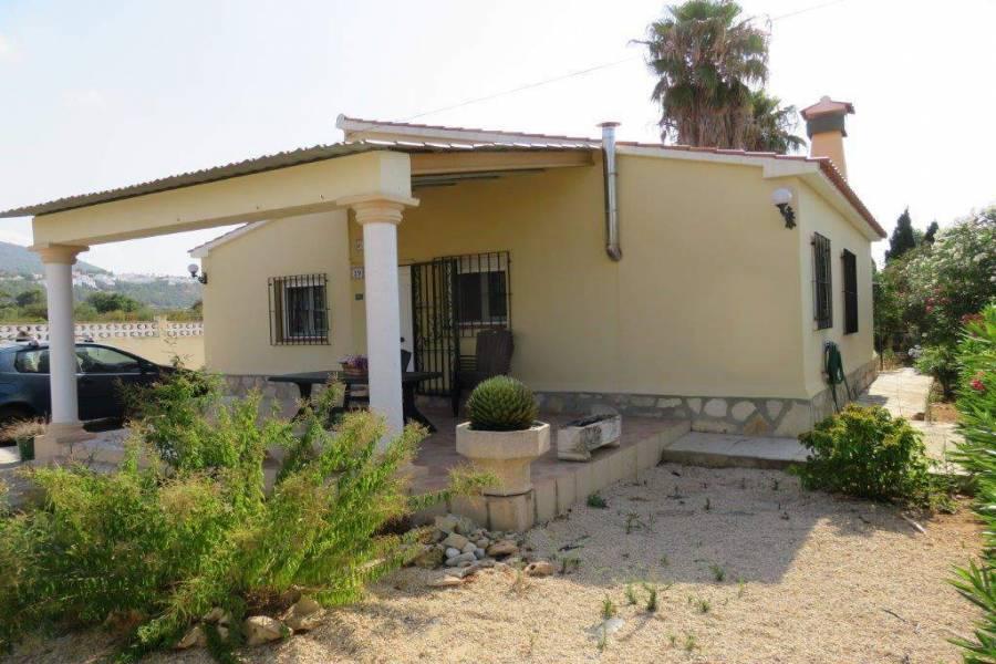 Dénia,Alicante,España,3 Bedrooms Bedrooms,1 BañoBathrooms,Chalets,29957