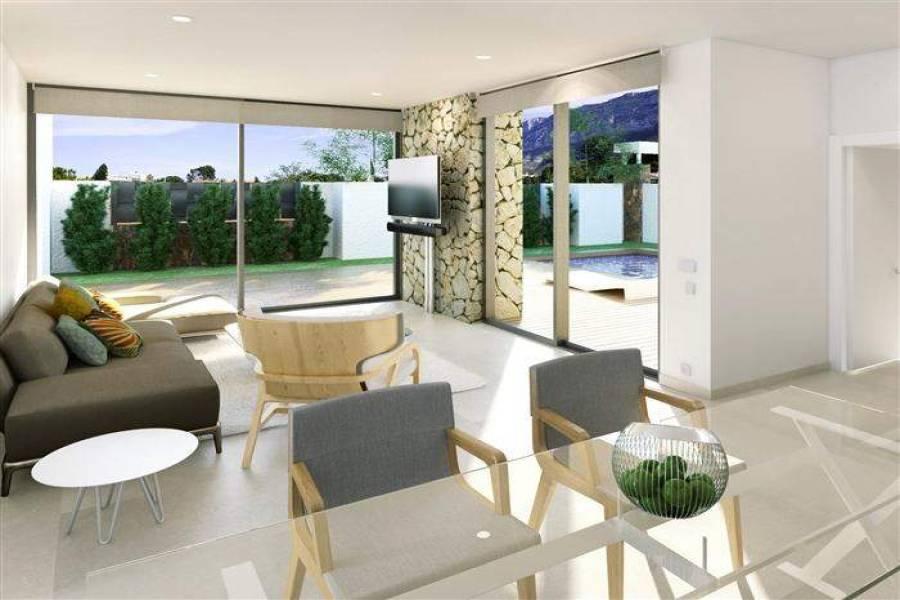 Dénia,Alicante,España,3 Bedrooms Bedrooms,4 BathroomsBathrooms,Chalets,29986