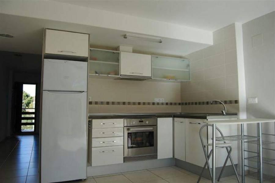 Dénia,Alicante,España,1 Dormitorio Bedrooms,1 BañoBathrooms,Apartamentos,30054