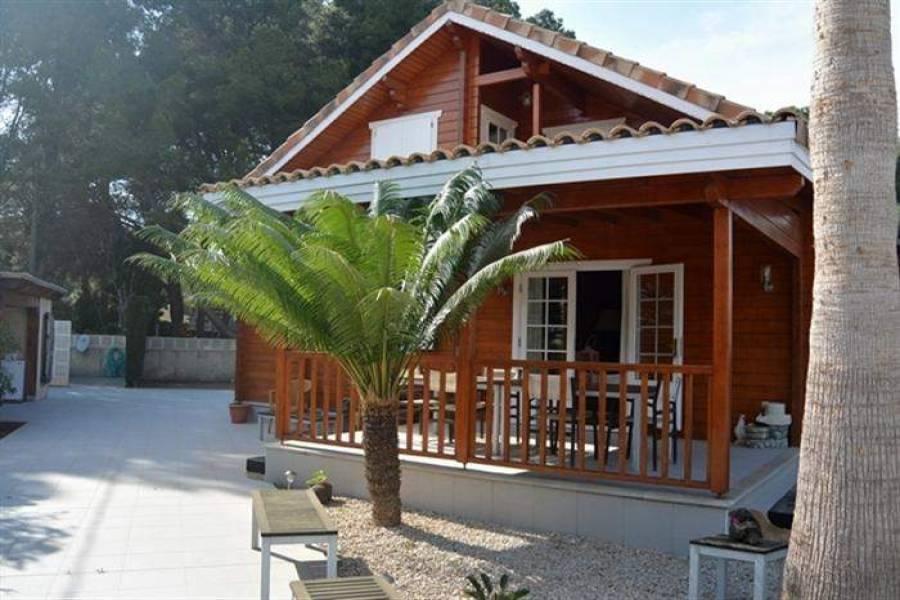 Dénia,Alicante,España,4 Bedrooms Bedrooms,3 BathroomsBathrooms,Chalets,30066