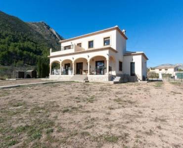 Murla,Alicante,España,7 Bedrooms Bedrooms,4 BathroomsBathrooms,Chalets,30096