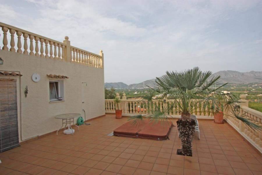 Benidoleig,Alicante,España,3 Bedrooms Bedrooms,2 BathroomsBathrooms,Chalets,30171