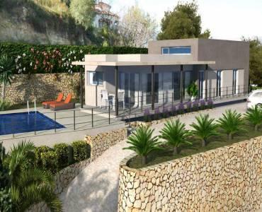 Orba,Alicante,España,3 Bedrooms Bedrooms,2 BathroomsBathrooms,Chalets,30178