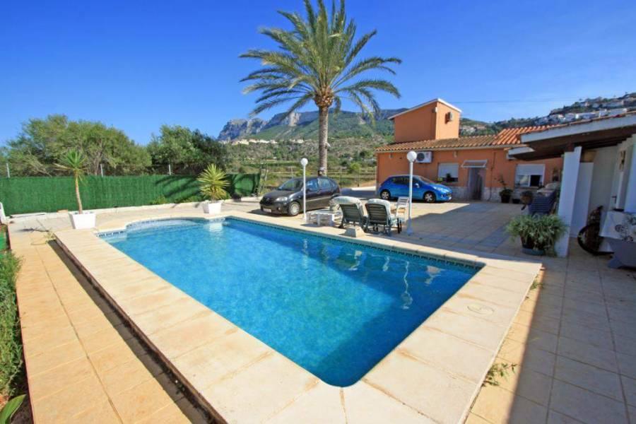 Dénia,Alicante,España,3 Bedrooms Bedrooms,1 BañoBathrooms,Chalets,30191