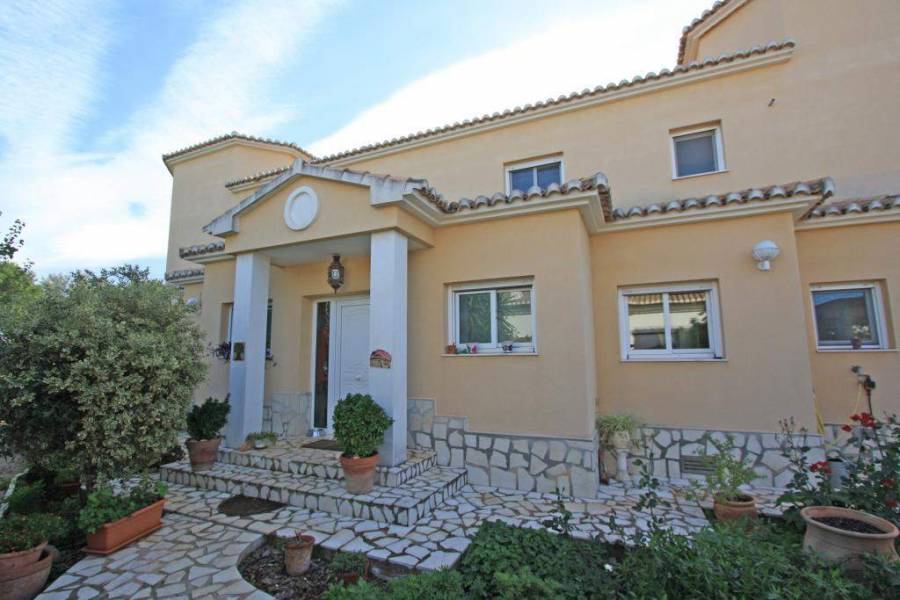 Dénia,Alicante,España,6 Bedrooms Bedrooms,4 BathroomsBathrooms,Chalets,30195