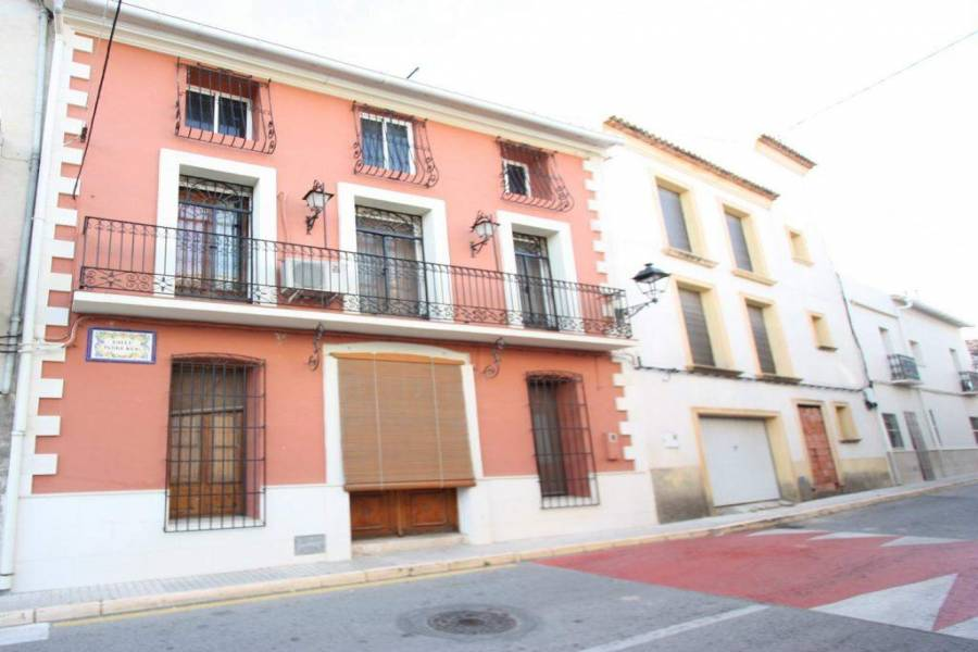 Murla,Alicante,España,4 Bedrooms Bedrooms,3 BathroomsBathrooms,Casas,30212