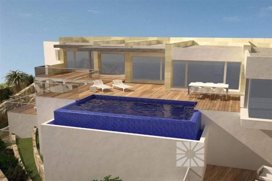 Benitachell,Alicante,España,5 Bedrooms Bedrooms,4 BathroomsBathrooms,Chalets,30238
