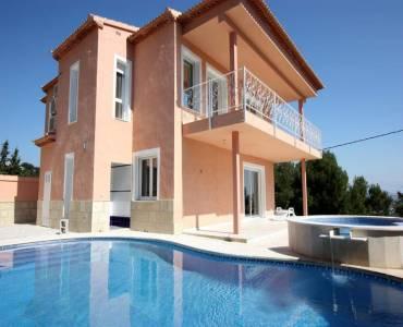 Calpe,Alicante,España,3 Bedrooms Bedrooms,4 BathroomsBathrooms,Chalets,30265