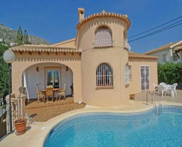 Sanet y Negrals,Alicante,España,5 Bedrooms Bedrooms,3 BathroomsBathrooms,Chalets,30277