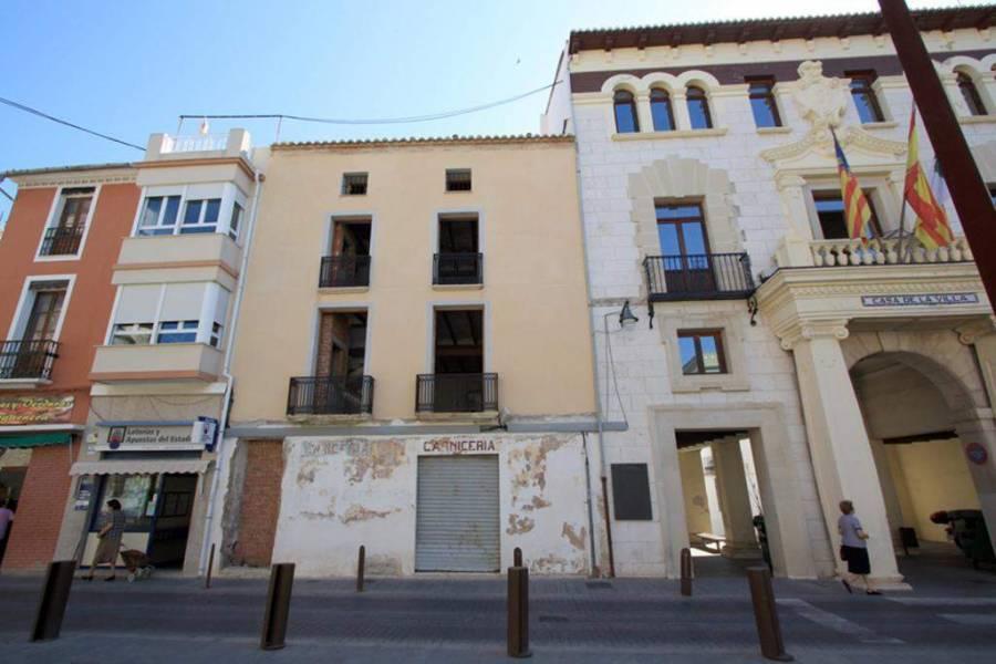 Pego,Alicante,España,3 BathroomsBathrooms,Casas,30286