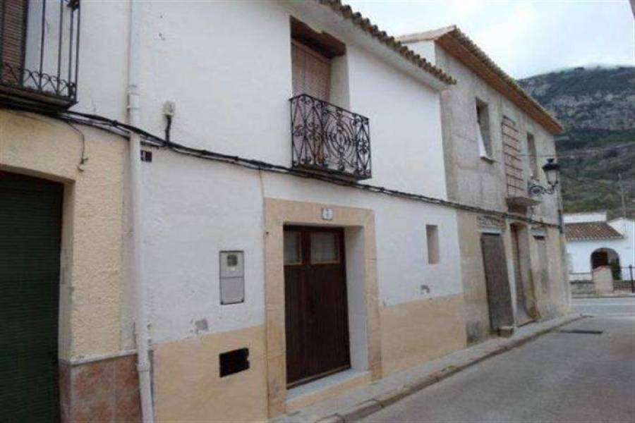 Alcalalí,Alicante,España,1 Dormitorio Bedrooms,1 BañoBathrooms,Casas,30326