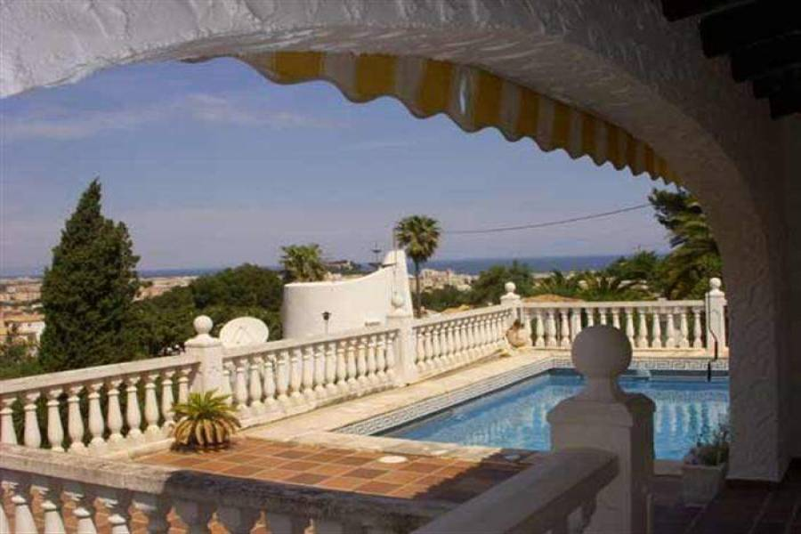 Dénia,Alicante,España,6 Bedrooms Bedrooms,5 BathroomsBathrooms,Chalets,30343