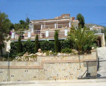 Sanet y Negrals,Alicante,España,3 Bedrooms Bedrooms,3 BathroomsBathrooms,Chalets,30388