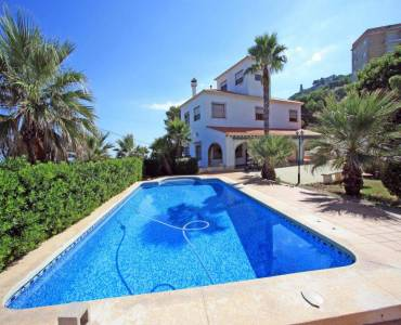 Dénia,Alicante,España,7 Bedrooms Bedrooms,3 BathroomsBathrooms,Chalets,30419