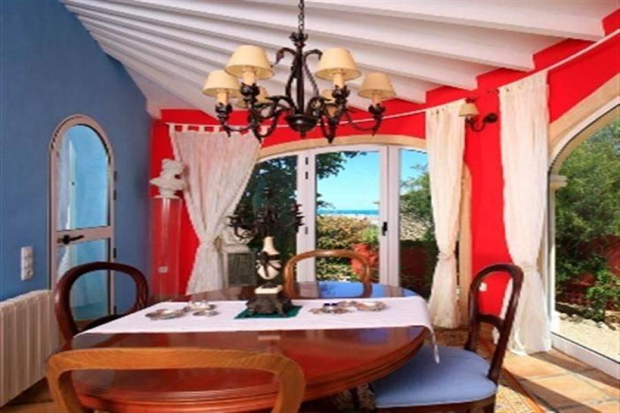 Dénia,Alicante,España,4 Bedrooms Bedrooms,4 BathroomsBathrooms,Chalets,30435