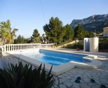 Dénia,Alicante,España,4 Bedrooms Bedrooms,4 BathroomsBathrooms,Chalets,30471