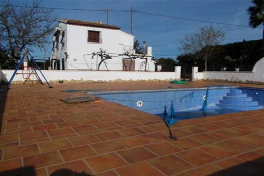 Pedreguer,Alicante,España,7 Bedrooms Bedrooms,2 BathroomsBathrooms,Chalets,30553