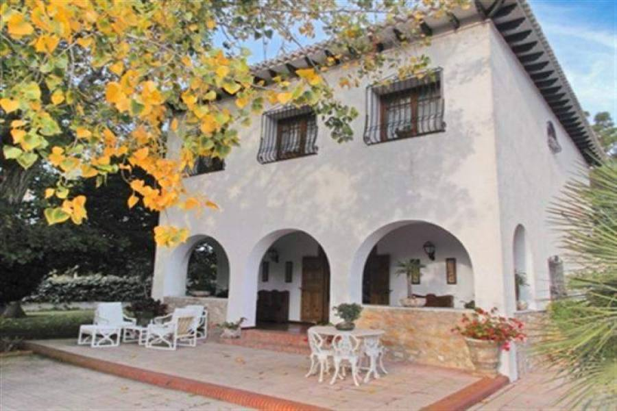 Dénia,Alicante,España,7 Bedrooms Bedrooms,4 BathroomsBathrooms,Chalets,30590