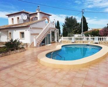 Dénia,Alicante,España,3 Bedrooms Bedrooms,5 BathroomsBathrooms,Chalets,30612