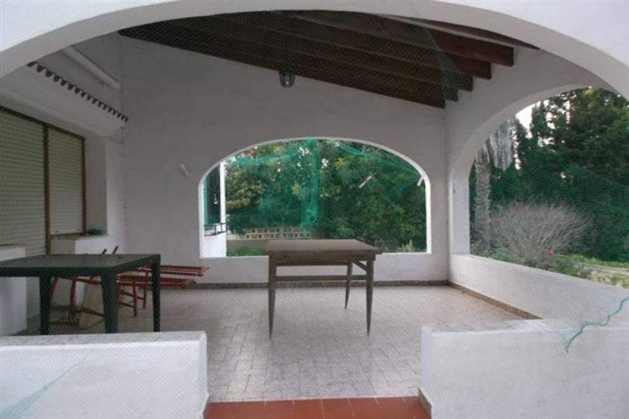 Dénia,Alicante,España,4 Bedrooms Bedrooms,1 BañoBathrooms,Chalets,30621