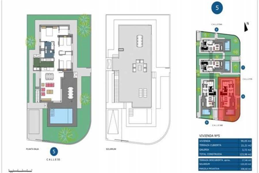 Dénia,Alicante,España,3 Bedrooms Bedrooms,2 BathroomsBathrooms,Chalets,30628
