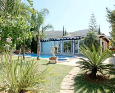 Dénia,Alicante,España,3 Bedrooms Bedrooms,4 BathroomsBathrooms,Chalets,30679