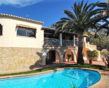 Dénia,Alicante,España,7 Bedrooms Bedrooms,5 BathroomsBathrooms,Chalets,30709