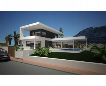Dénia,Alicante,España,3 Bedrooms Bedrooms,4 BathroomsBathrooms,Chalets,30713