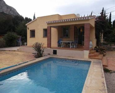 Dénia,Alicante,España,3 Bedrooms Bedrooms,2 BathroomsBathrooms,Chalets,30722