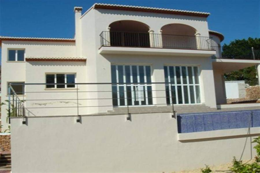 Javea-Xabia,Alicante,España,4 Bedrooms Bedrooms,4 BathroomsBathrooms,Chalets,30769